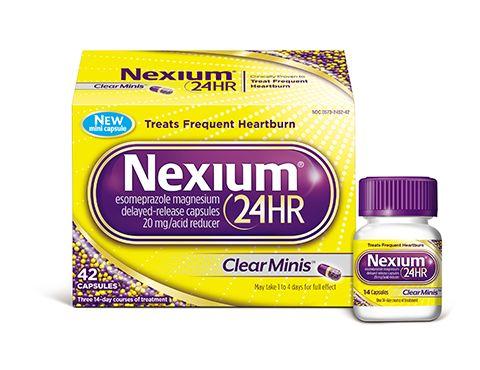7 best Nexium 24 HR Clear Minis images on Pinterest ...