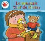 31997000920645 Mauvais tour de Rhino (Le) - Asthme Charlotte croque un biscuit sans s'être lavé les mains. Rhino, le virus du rhume qui s'était caché entre ses doigts, atterrit dans le fond de sa gorge. Le lendemain, Charlotte se met à éternuer. Elle ne se sent pas bien, car elle est asthmatique. Quand elle attrape un rhume ou quand de la poussière ou du pollen pénètrent dans ses bronches, elle respire avec difficulté et des petits sifflements se font entendre.