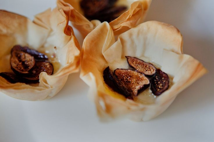 Tarts, Brie and Figs on Pinterest