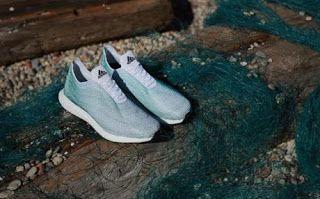 Ιωάννης Πρωτοπαπαδάκης: Adidas φτιαγμένα από... σκουπίδια