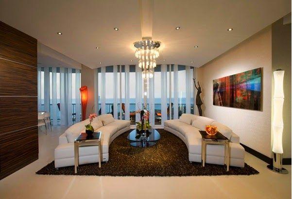 Idées de décoration pour un salon luxueux ~ Décoration Salon / Décor de Salon