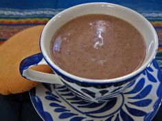Mexican Cuisine Recipes Champurrado Recipe – Mexican Chocolate Masa Drink