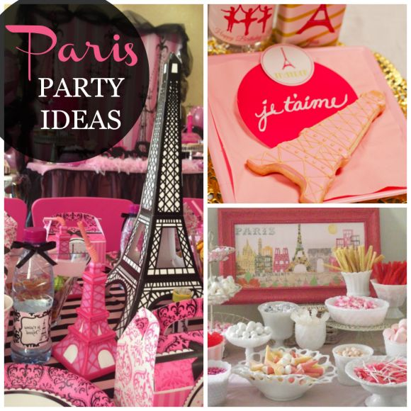 503 best images about french parisian party ideas on for French inspired party food