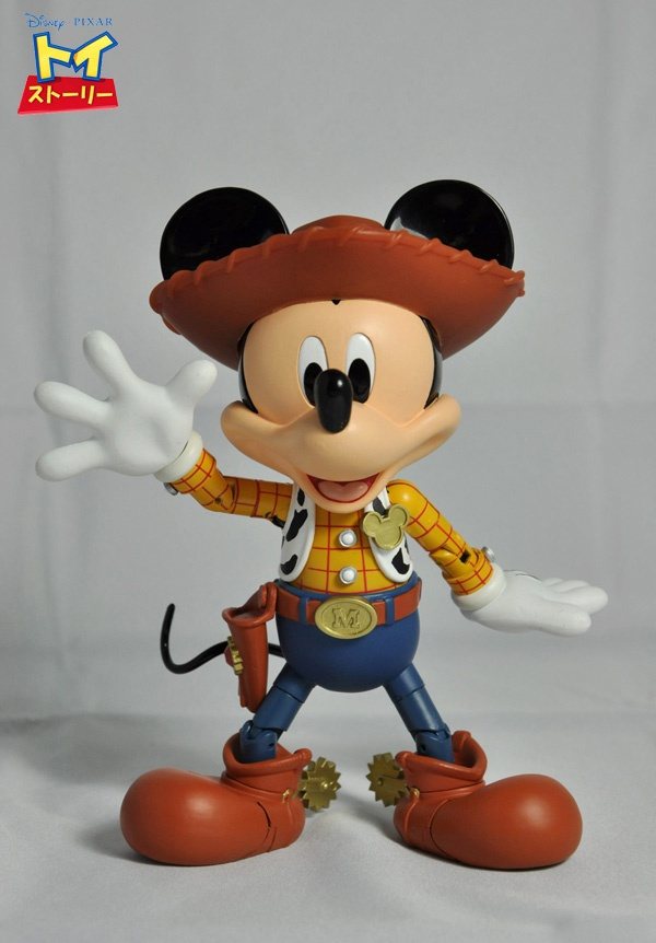 Toy Story ·  Woody · Mickey Mouse