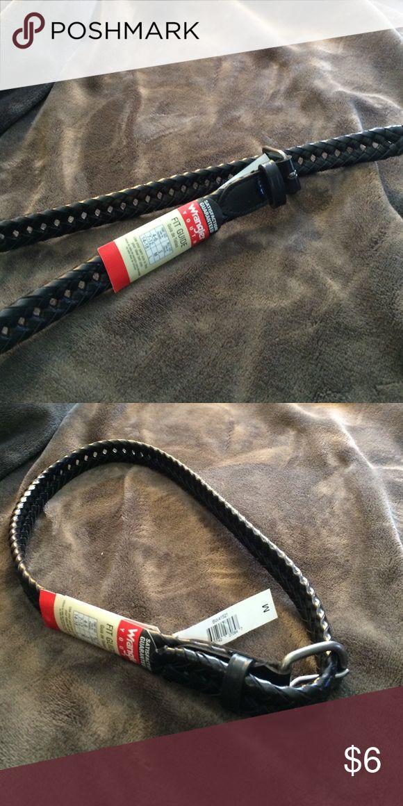 Boys Wrangler Belt /NEW Fits size 7-12 Wrangler Accessories Belts