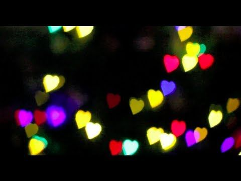 HOW TO: Heart Bokeh Lens Filter (heart lights) The only thing this doesn't tell you is what to set the camera to.
