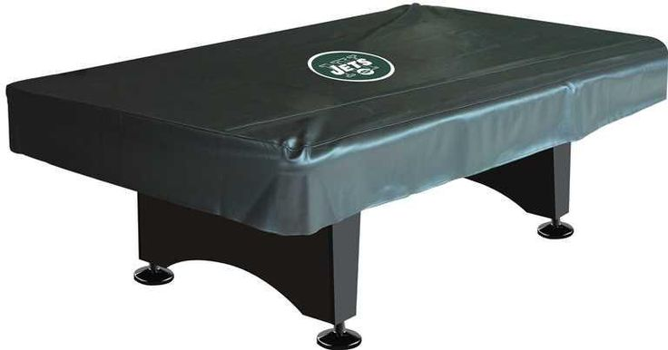 New York Jets 8' Deluxe Pool Table Cover