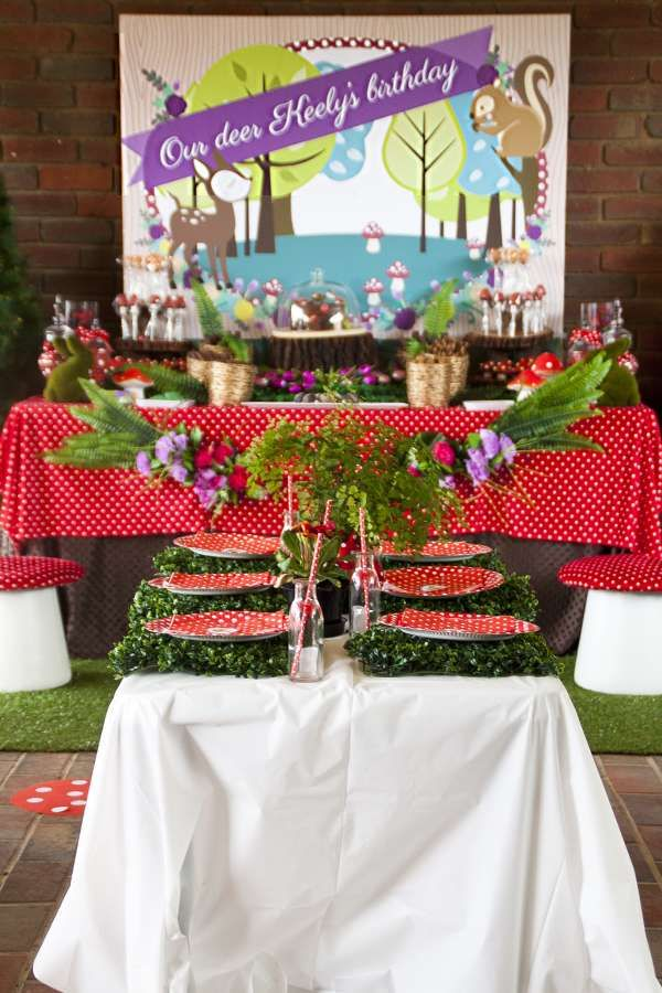 124 best Woodland and Lumberjack Party Ideas images on Pinterest