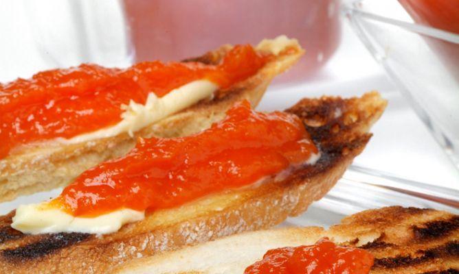 Receta de Mermelada de zanahoria y calabaza
