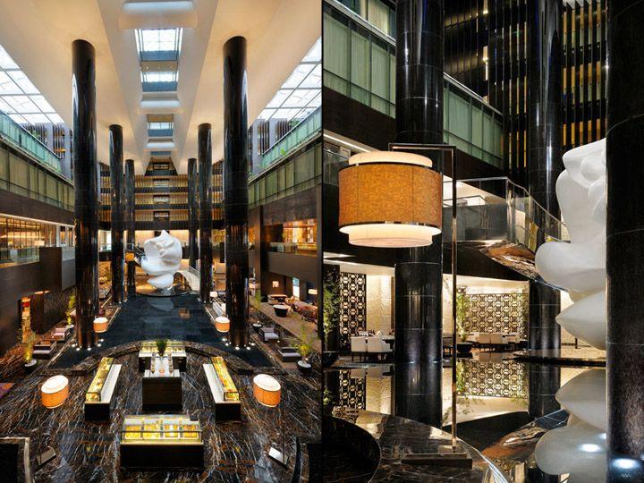 Park Hyatt Hotel By Hba Hyderabad India Hotels And Restaurants