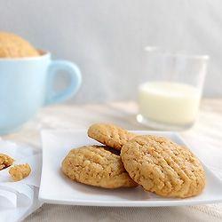 Diabetic Peanut Butter Cookies by dieTTaste