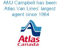 """Make AMJ Campbell is your Moving Company-of-Choice, conveniently located in Edmonton, we provide your family and company with a convenient """"One-Stop"""" Total Moving Service. We are local, providing you with exceptional service for all of your relocation needs. Our highly trained professionals are ready to provide you with superior service for all of your packing, transportation, delivery or storage requirements. We service Edmonton for local, long distance, international and commercial moves"""