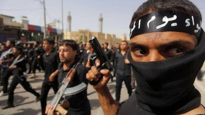ΦΑΕΘΩΝ: Είκοσι τζιχαντιστές ανακαλύφθηκαν στον Στρατό της ...
