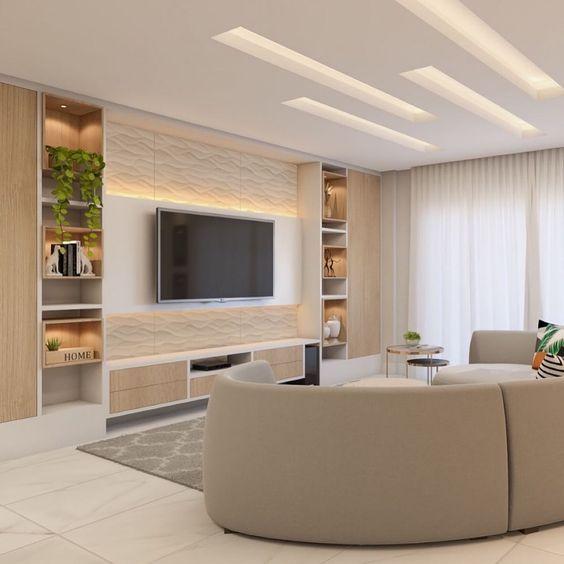 amazing living room false ceiling designs   20+ Amazing False Ceiling Living Room Ideas   Ceiling ...