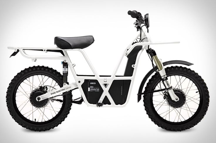 Whether it's for work or play, the Ubco 2x2 Utility Bike is equipped to take on whatever it encounters. The all wheel drive, electric motorbike features a lightweight structure combined with fantastic handling and excellent performance in all conditions. That...