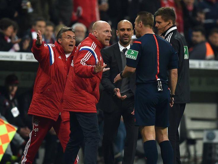 """""""Heute gegen zwölf Mann gespielt"""": FC Bayern schimpft auf Referee Gagelmann - n-tv.de"""
