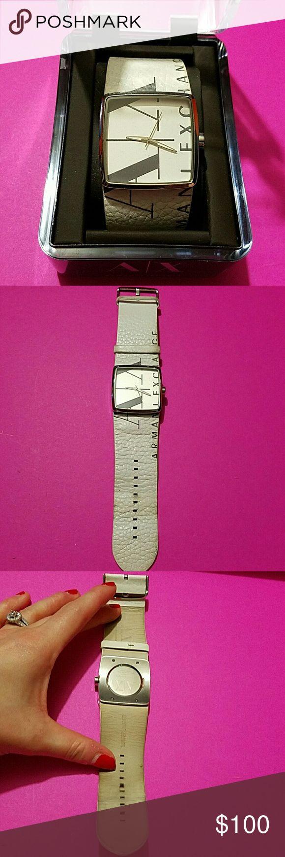 Armani Exchange mens watch Mens armani exchange watch. Armani Exchange Accessories Watches