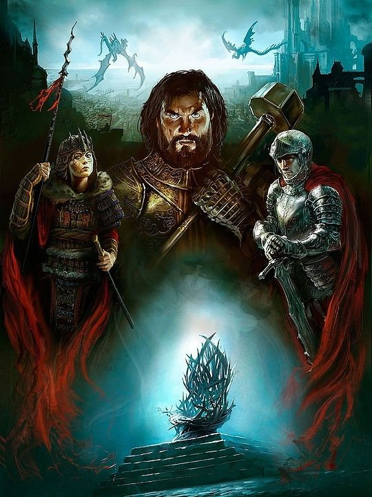 game of thrones genesis war of the five kings