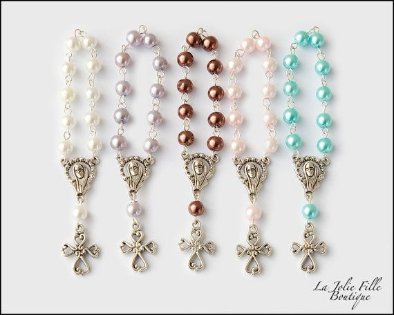 Hey, I found this really awesome Etsy listing at https://www.etsy.com/listing/192061440/mini-small-catholic-one-1-rosary-glass