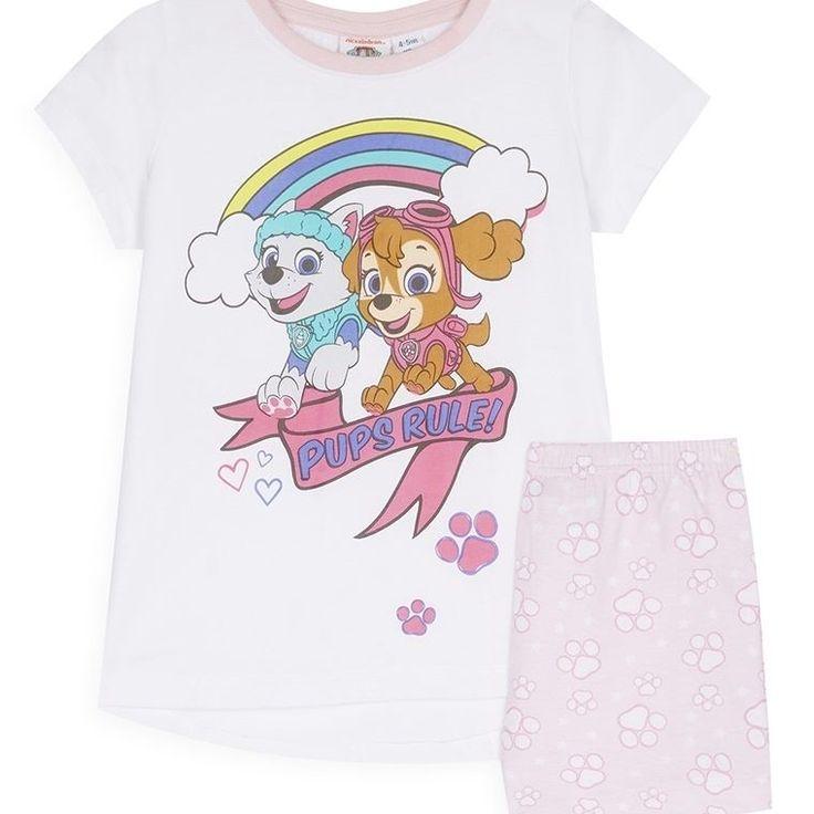Pijama de la Patrulla Canina  Categoría:#niña #niños #pijamas_niña en #PRIMARK #PRIMANIA  Más detalles en: http://ift.tt/2esGhdL