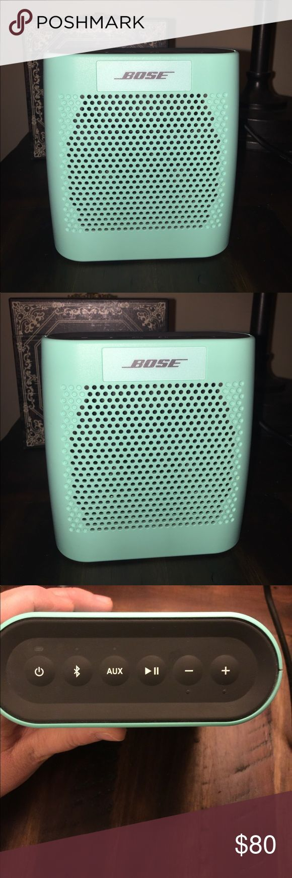 Bose Soundlink Color EUC comes with Bluetooth speaker and charging cable Bose Other