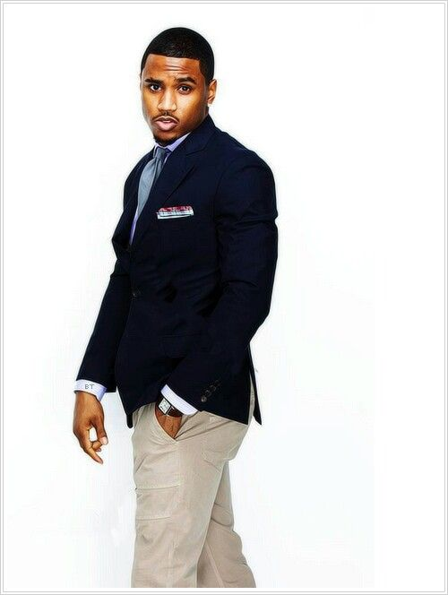 30 best trey songz images on pinterest trey songz bae and man candy if trey songz gve me this look my panties would drop gumiabroncs Choice Image