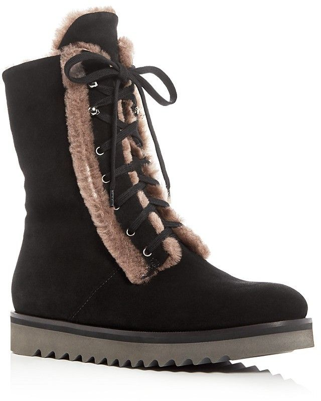 Shearling Coin Conquête - Chaussures - Bottines Sorel