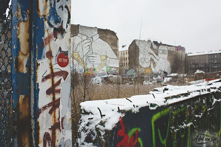 #Streetart famous pieces in #Berlin with Blu and JR http://www.iletaitunefaim.com/ultimate-expedition-voyage-berlin/
