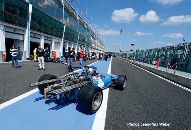 Matra Sports F1 Voitures Bleues Matra Voiture