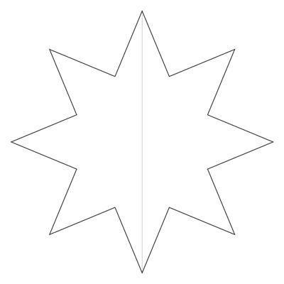 звезды шаблон скачать - фото 5