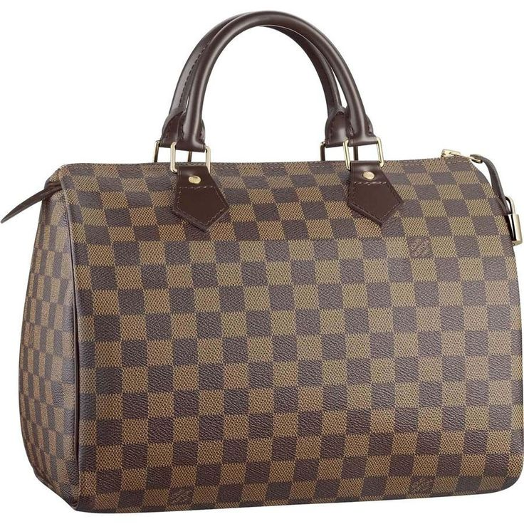 Louis Vuitton Speedy 30 Damier Ebene Canvas N41531