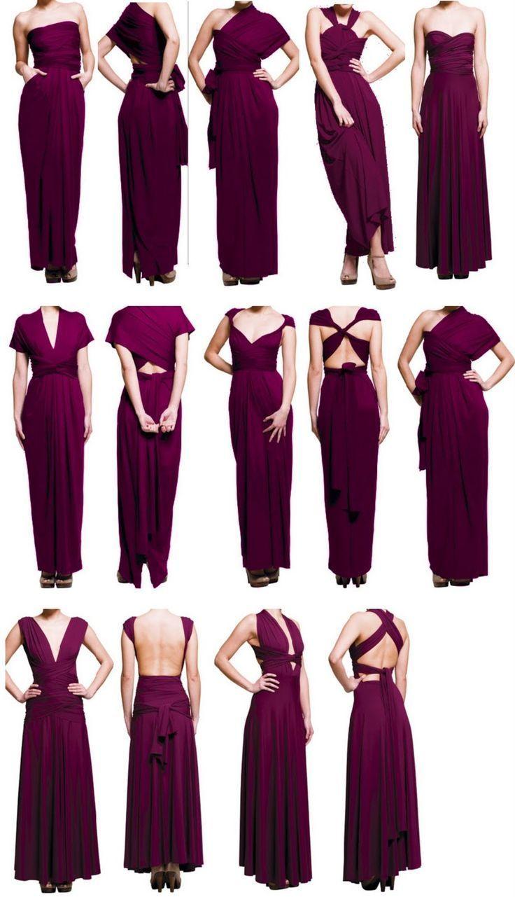 Beste-Unendlichkeit-Kleid-Tutorial-11-besten-Ideen-über-Wickel