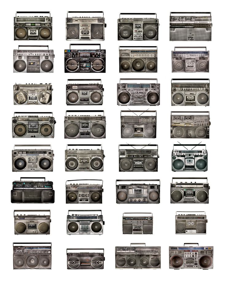 The Boombox Project: The Machines, the Music and the Urban Underground by Lyle Owerko, published by Abrams.