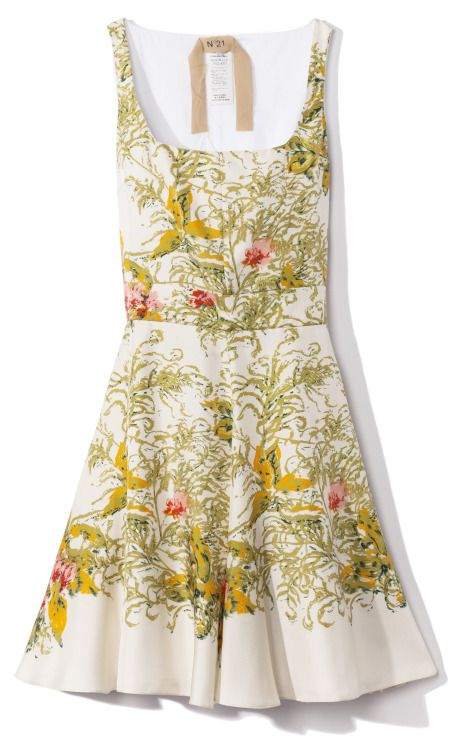 Love this floral || No. 21: Summer Dresses, Dresses Lady, Dresses Floral, Abs Fab, Floraldress Floral, No 21 Floral Dresses, Dresses Newcloth, 21 Dresses, Watsonlucy723 Floraldress