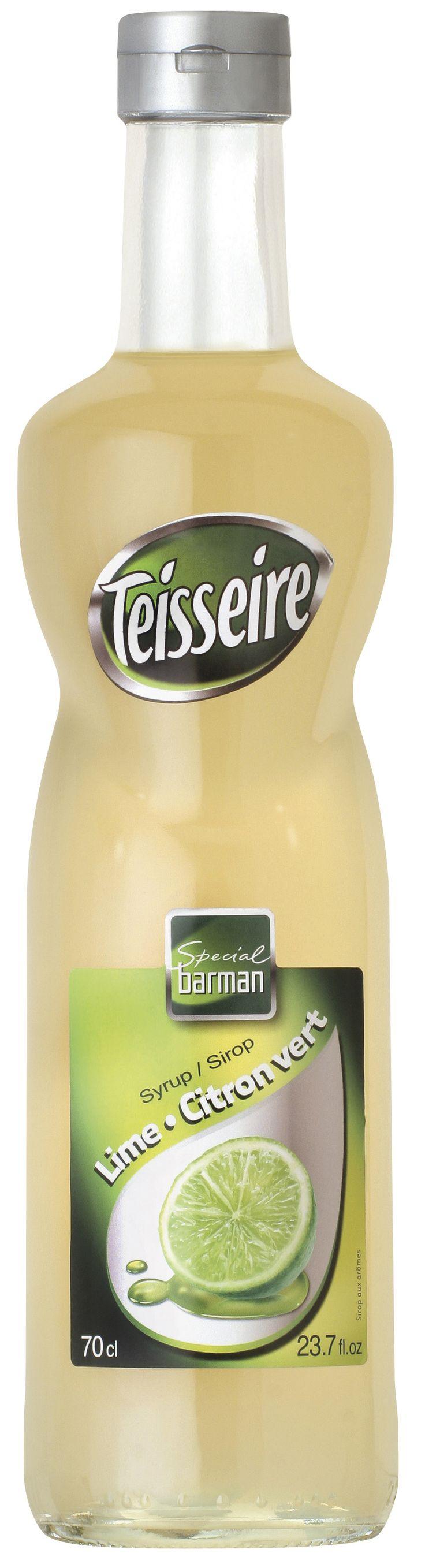 Σιροπι για κοκτέιλ, TEISSEIRE με γευση lime # Granikal.
