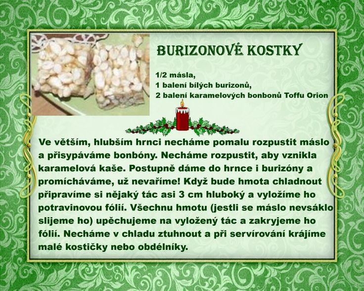 Burizonové kostky