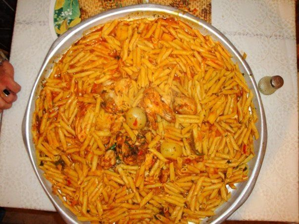 Libyan Food ... Bakbooky, the best pasta out there