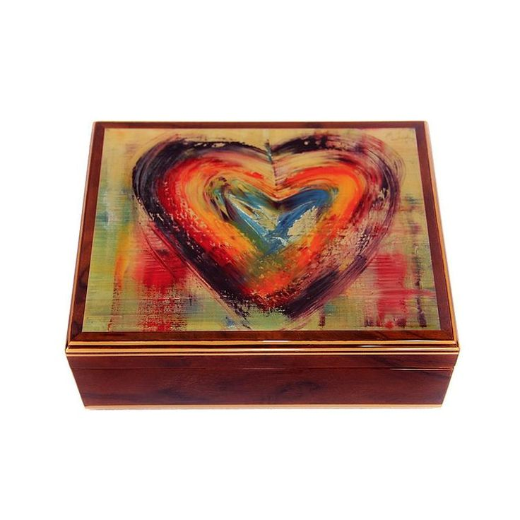 "Jewellery Box with Melody playing "" Love Story """
