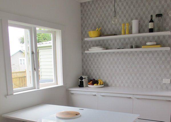 Kitchen approaching the end of renovations - here is a sneaky peek! www.onefyfe.co.nz #WaihiBeach #Bach