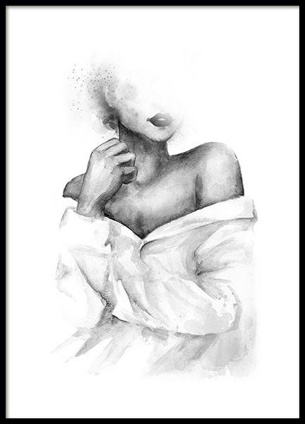 Poster Schwarz Weiß   Schwarz Weiß Bilder online…