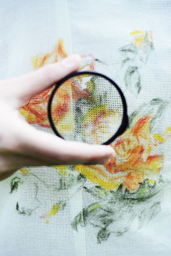 Fill in the Blank B {ucharest}/ Episode 3 by Anca Miron, via Behance