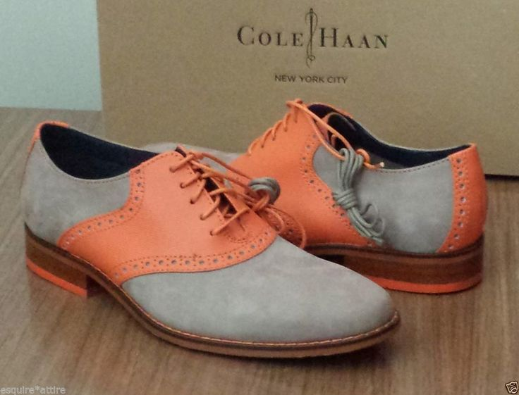 Cole Haan men oxford saddle style leather shoes C11320 Air Colton Saddle  India