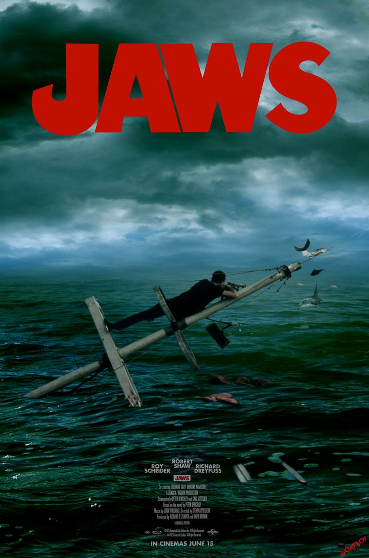 is jaws a horror movie You are watching now the jaws 3-d movie has adventure horror thriller genres and produced in usa with 99 min runtime brought to you by.