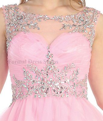 SHORT HOMECOMING QUEEN DRESS SEMI FORMAL PROM DANCE PARTY SWEET 16 AND PLUS SIZE