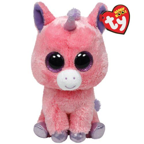 Ty Beanie Boos Magic Plush - Pink Unicorn TY Beanie Boos http://smile.amazon.com/dp/B006TFKNS4/ref=cm_sw_r_pi_dp_F5EStb1GCNMFF5DP