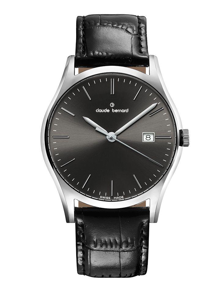 Часы Claude Bernard 80095-3NIN Часы Cover Co123.36