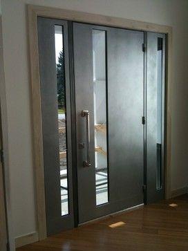 1000 Ideas About Modern Entrance On Pinterest Modern Entrance Door Entrance Design And