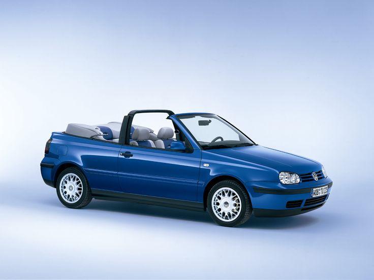 """Volkswagen Golf Cabrio """"Generation"""" (Typ 1H) '1999"""