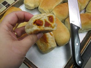 West Virginia Pepperoni Rolls = delicious!!