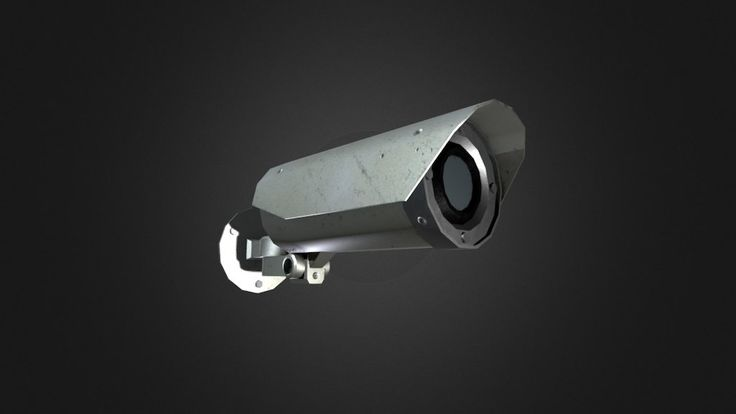 Surveillance Camera by gromorg